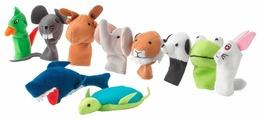 IKEA Пальчиковые куклы Титта Дьюр