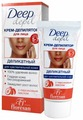 Floresan Деликатный крем-депилятор для лица Deep Depil для чувствительной кожи с персиковым маслом