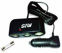 Разветвитель прикуривателя AVS CS301