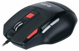 Мышь SVEN GX-970 Gaming Black USB