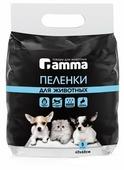 Пеленки для щенков впитывающие Гамма 30552001 / 30552003 60х40 см