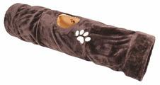 Тоннель для кошек Triol 3002NT (20911001) 100х25х25 см