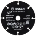 Диск отрезной 76x1x10 BOSCH Carbide Multi Wheel 2608623011