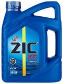 Моторное масло ZIC X5 10W-40 4 л