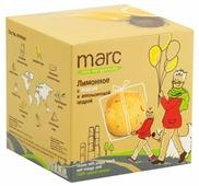 Печенье Marc 100% натурально Лимонное с маком и апельсиновой цедрой, 50 г