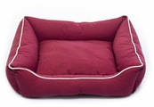 Лежак для кошек, для собак Dog Gone Smart Lounger Bed L 81х71х16.5 см