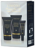 Набор Limoni Premium Syn-Ake Anti-Wrinkle Care Set