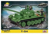 Конструктор Cobi Small Army 2613 Танк T-54