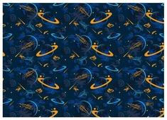 Настольное покрытие Феникс+ Космос 70х50 см
