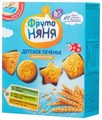 Печенье ФрутоНяня пшеничное (с 6 месяцев)
