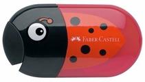 Faber-Castell Точилка Божья коровка
