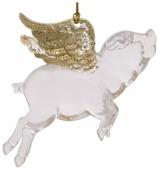Елочная игрушка Magic Time Свинка с крыльями (78045)