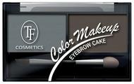 TF Тени для коррекции бровей Color Makeup Eyebrow Cake