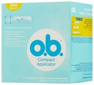 O.b. тампоны Compact Applicator Normal