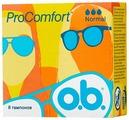 O.b. тампоны ProComfort Normal