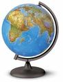 Глобус физико-политический Nova Rico Orion двойная карта 250 мм