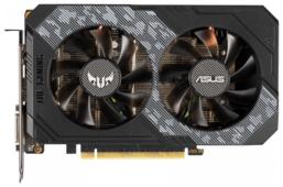 Видеокарта ASUS TUF GeForce RTX 2060 1365MHz PCI-E 3.0 6144MB 14000MHz 192 bit DVI 2xHDMI HDCP GAMING