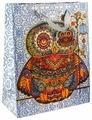 Пакет подарочный Perfect Craft Волшебная сова 26 х 32 х 12 см