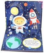 Книжка-панорамка. Космический полет