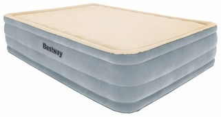Надувная кровать Bestway FoamTop Comfort Raised Airbed 67486