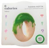 Панна-котта 0 калорий йогуртовая с вареньем из киви 1%, 110 г