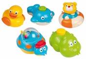 Набор для ванной Canpol Babies 5 фигурок (2/594)