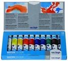 Van Gogh Акварельные краски Water colour Базовый 10 цветов 10 мл (20820110)