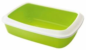 Туалет-лоток для кошек SAVIC Iriz+Rim L 50х37х13 см
