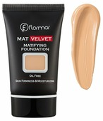 Flormar Тональный крем Mat velvet matifying foundation 35 мл