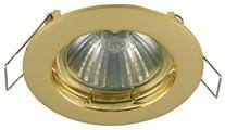 Встраиваемый светильник MAYTONI Metal Modern DL009-2-01-G