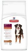 Корм для собак Hill's Science Plan для здоровья кожи и шерсти, ягненок с рисом (для крупных пород)