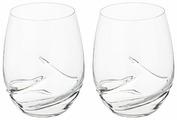 Bohemia Crystal Набор стаканов для воды Турбуленция 500 мл 2 шт