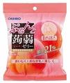 Желе Orihiro из конняку Персик 0%, 6 шт.