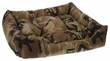 Лежак для собак PRIDE Милитари-2 90х80х25 см