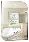 Зеркало Mixline Каприз-Люкс 525014 49.5x68.5 см без рамы