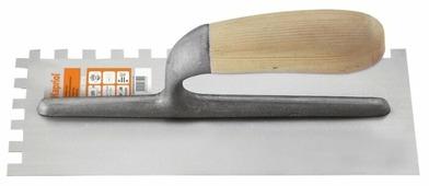 Гладилка зубчатая Kapriol 23020 280x120 мм