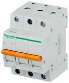 Автоматический выключатель Schneider Electric ВА63 3P (C) 4.5kA