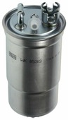 Топливный фильтр MANNFILTER WK853/3X