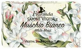 Мыло кусковое Florinda Магия Цветов Белый Мускус