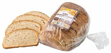 Петрохлеб Хлеб Многозерновой ржано-пшеничный со злаками и отрубями в нарезке 510 г