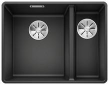 Интегрированная кухонная мойка Blanco Subline 340/160-F 55.2х42.7см искусственный гранит