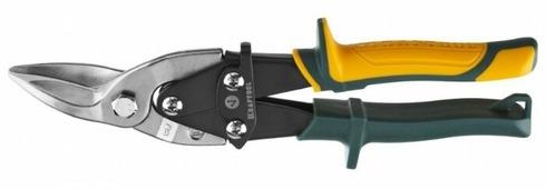 Строительные ножницы с левым резом 260 мм Kraftool Alligator 2328-L