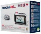 Автосигнализация StarLine A93 CAN LIN ECO