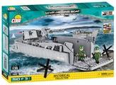 Конструктор Cobi Small Army World War II 4813 Десантный катер LCVP Higgins Boat