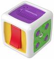 Развивающая игрушка Fisher-Price Мой первый кубик-непоседа (FWP34)