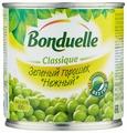 Зеленый горошек Bonduelle Classique Нежный, жестяная банка 400 г