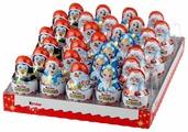 Фигурный шоколад Kinder серия Новый год, коробка