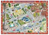 Плакат Геоцентр Детские карты. Правила юного пешехода