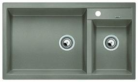 Врезная кухонная мойка Blanco Metra 9 86х50см искусственный гранит