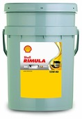 Моторное масло SHELL Rimula R4 X 15W-40 20 л